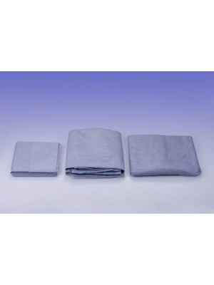 "Fluid-repellent drape 26.4""x29.55"""