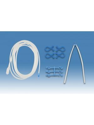 Prolongación con Luer sin perforador 1/2Y