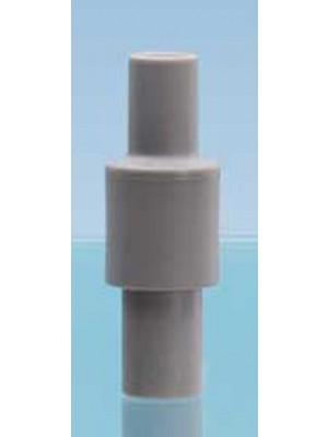 Raccordo terminale per aspiratori Ø 6 mm
