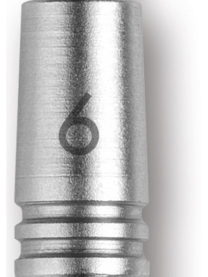 Set of safety stops (it contains 5-, 6-, 7-, 8-, 9-, 10-, 11-, 12- and 13-mm long stops)