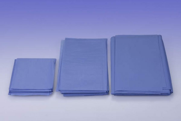 "Absorbent/liquid proof drape 19.7""x19.7"""